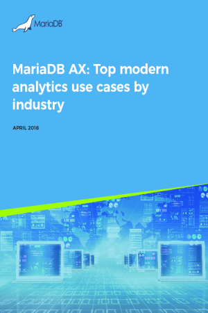 Top modern analytics use cases by industry
