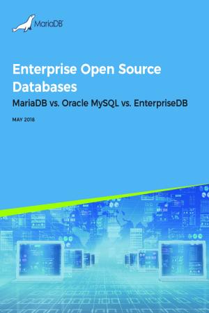 Enterprise open source database comparison white paper