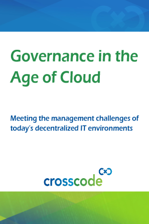 Governance in the Age of Cloud