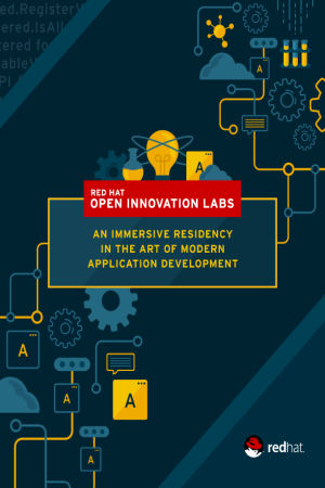 Red Hat Open Innovation Labs E-Book