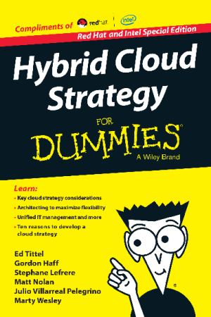 Red Hat Cloud Strategy for Dummies