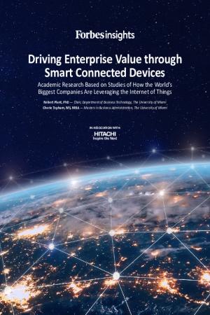 Driving Enterprise Value through Smart Connected Devices