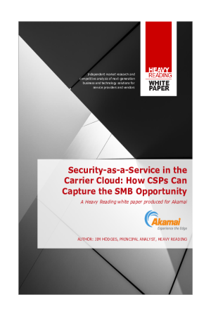 Security-as-a-Service in the Carrier Cloud: How CSPs Can Capture the