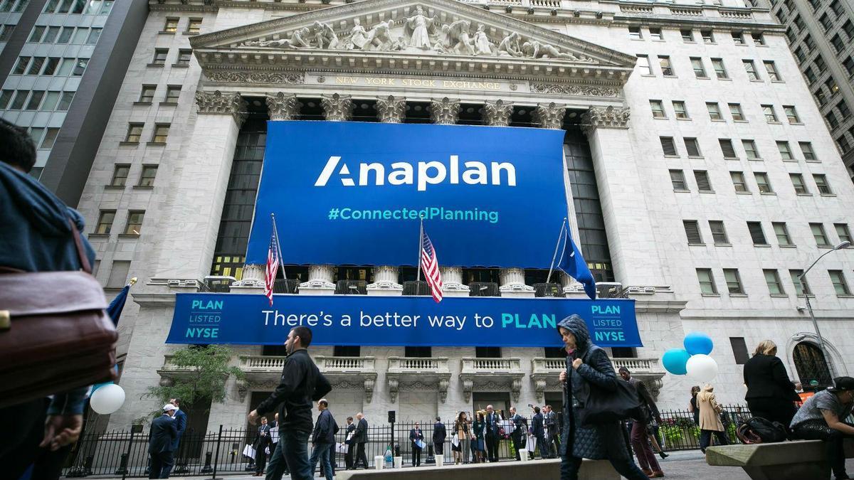 Anaplan - October 2018