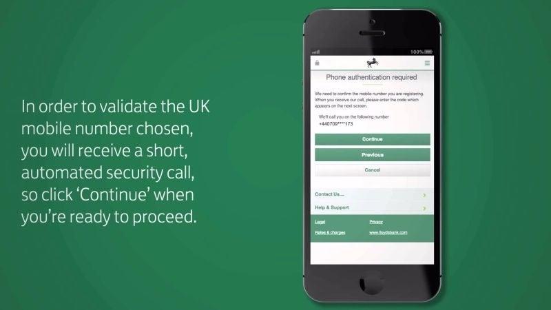 UK mobile banking apps ranked: Lloyds