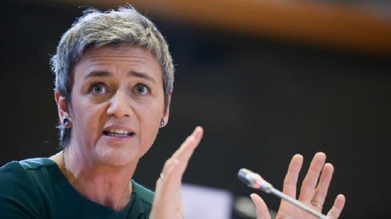 November 2014 - Joaquin Almunia replaced as EU Competition Commissioner by Margrethe Vestager