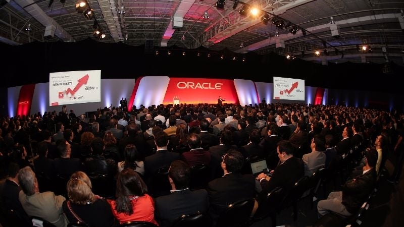 January 2016: Oracle declares war on AWS