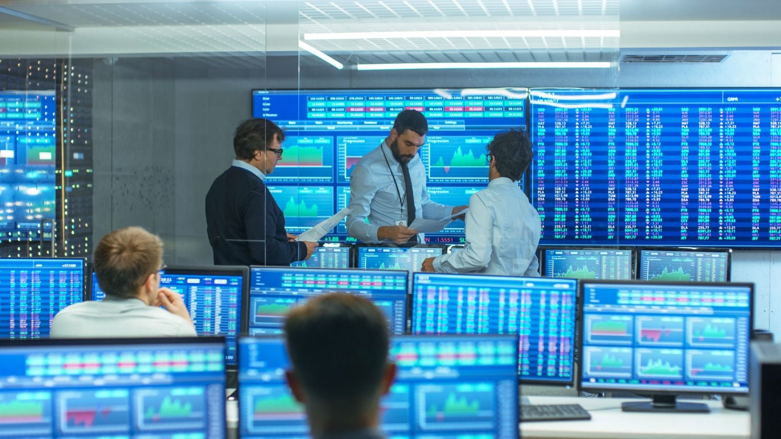 How hedge funds are using AI and machine learning