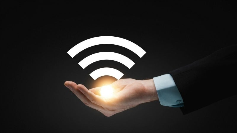 Be careful with public wi-fi networks
