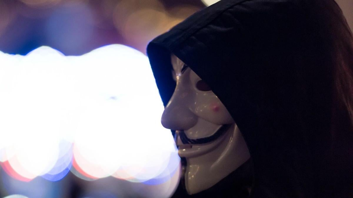 Anonymous OS hoax - 2012