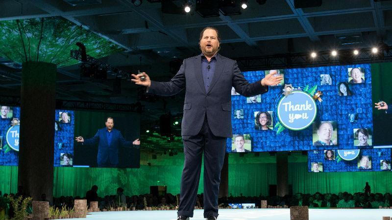 Salesforce acquires MuleSoft
