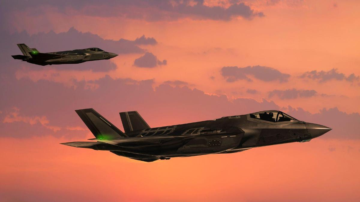 Delivery of F-35B stealth fighters delayed