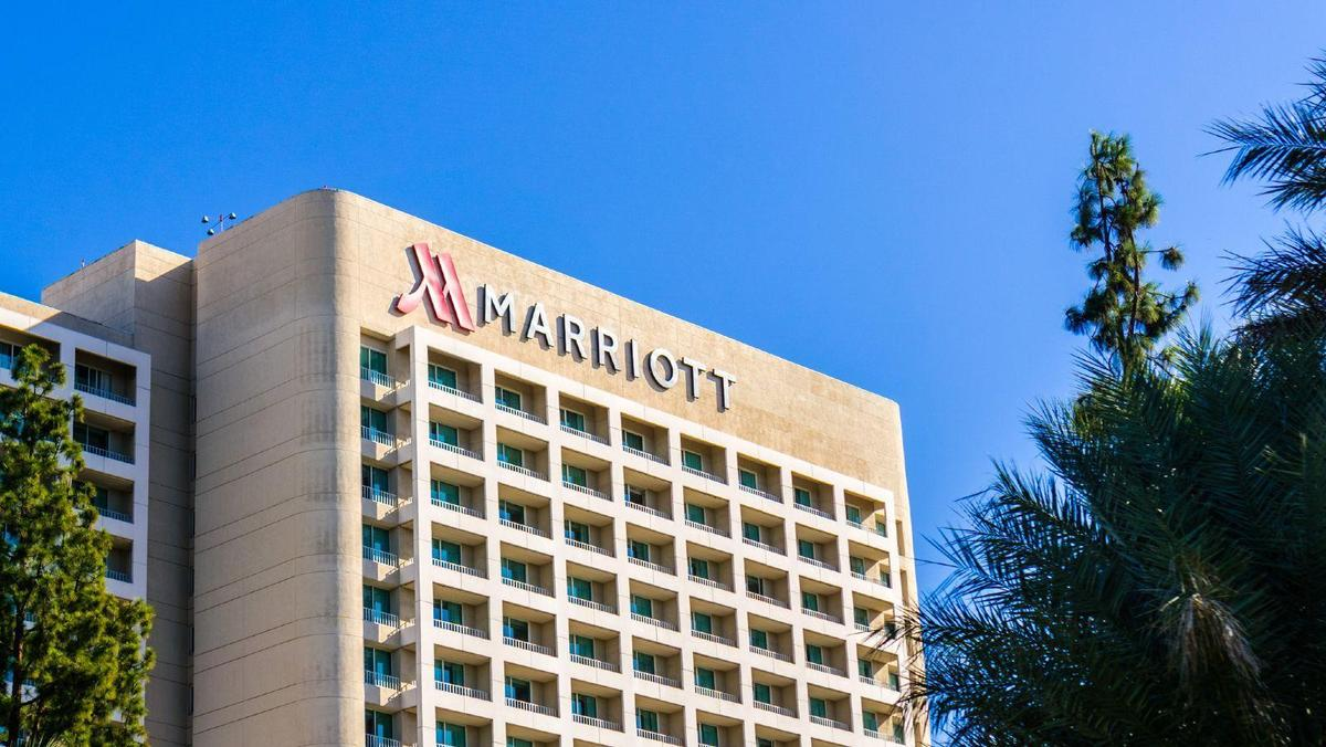 Marriott - fined proposed £99m in July 2019