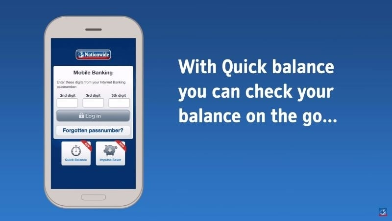 UK mobile banking apps ranked: Nationwide