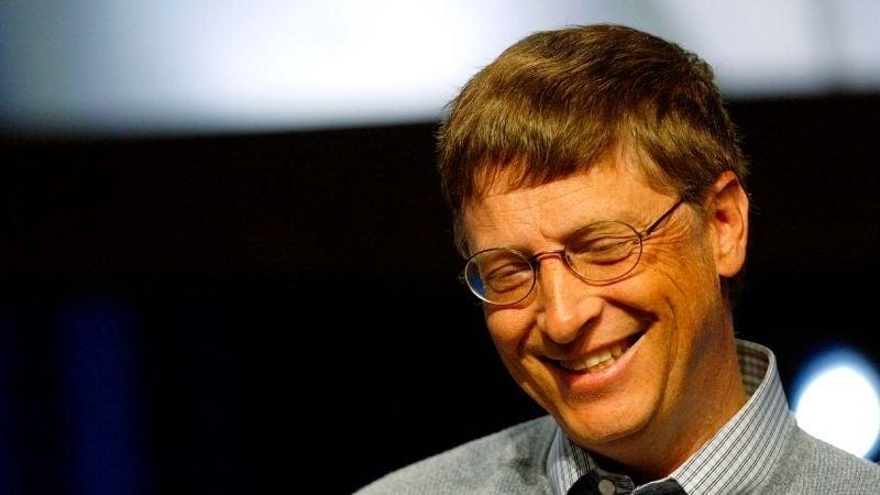 Bill Gates, $90 billion (£66.68 billion)