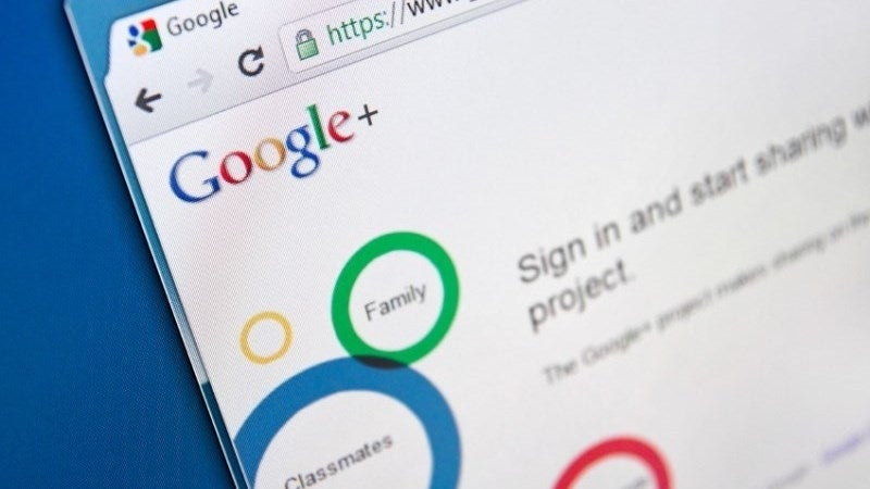 Stop Google+ taking over your contacts