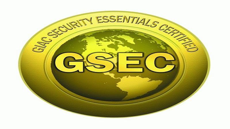 SANS GIAC Security Essentials Certification (GSEC)