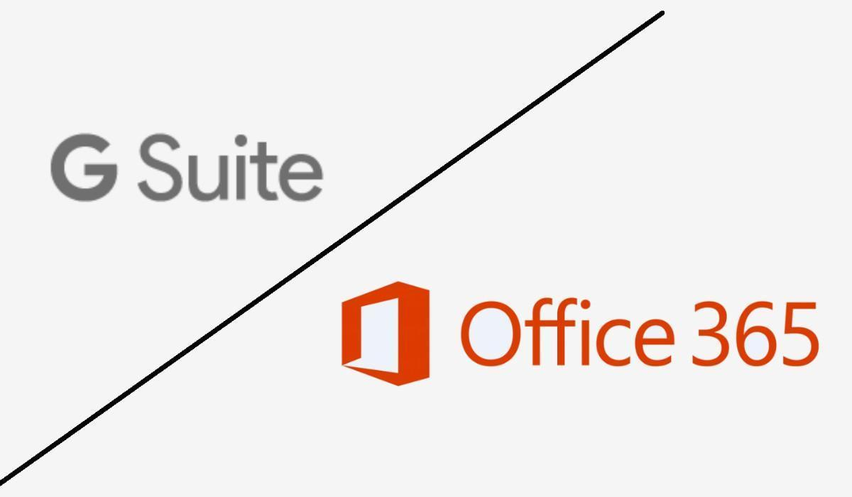 G Suite vs Office 365 - What's the Best Productivity Suite for