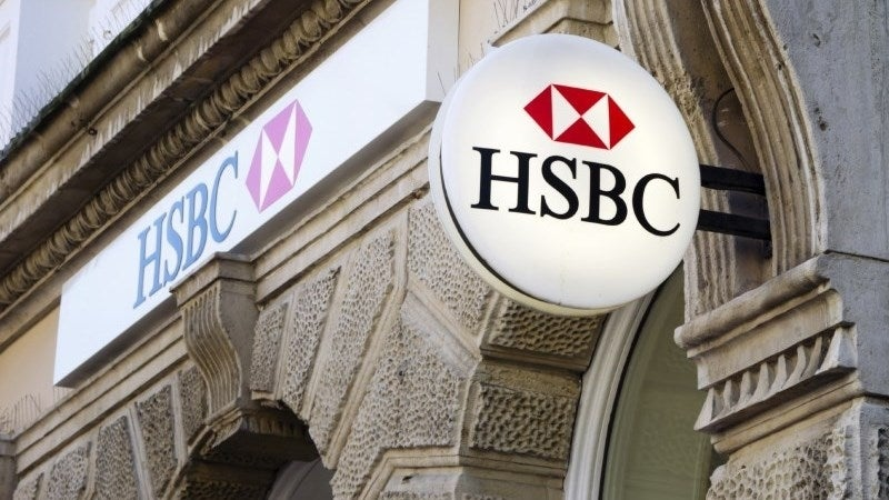 HSBC business banking glitch