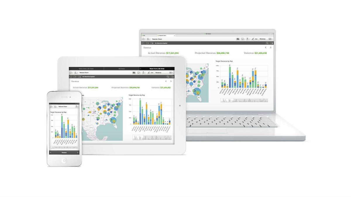 Qlik's new CEO Mike Capone explains 'augmented analytics