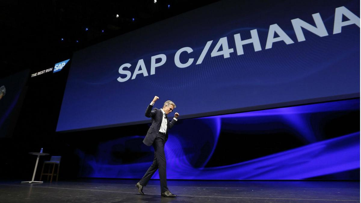 SAP is going big on CRM
