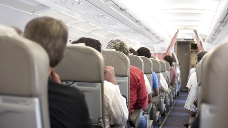 Passenger data