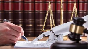 How AI is impacting the UK's legal sector