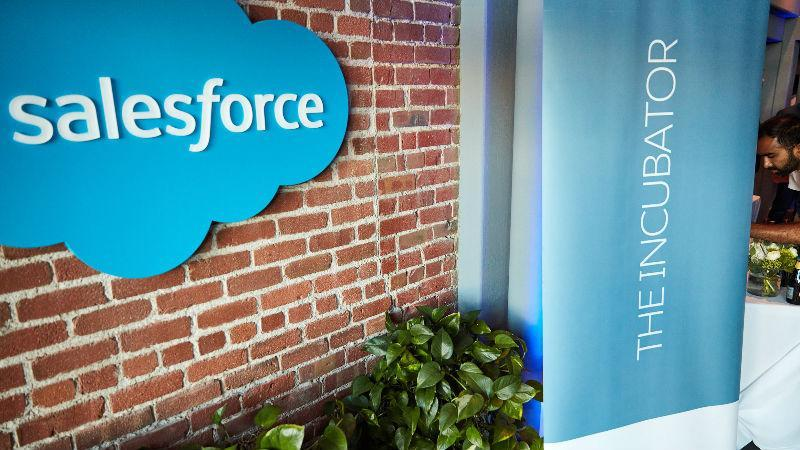 Salesforce acquires CloudCraze