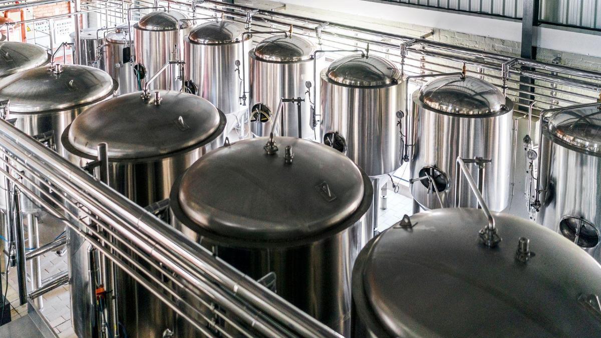 Industrial internet of things: Brewing