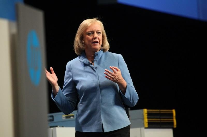 September 2011: Apotheker exits, Whitman hired