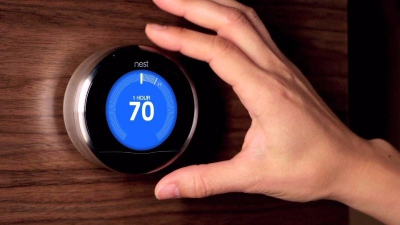 Nest thermostat leaves users in the cold