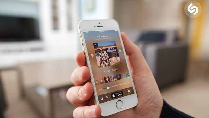 Apple buys Shazam