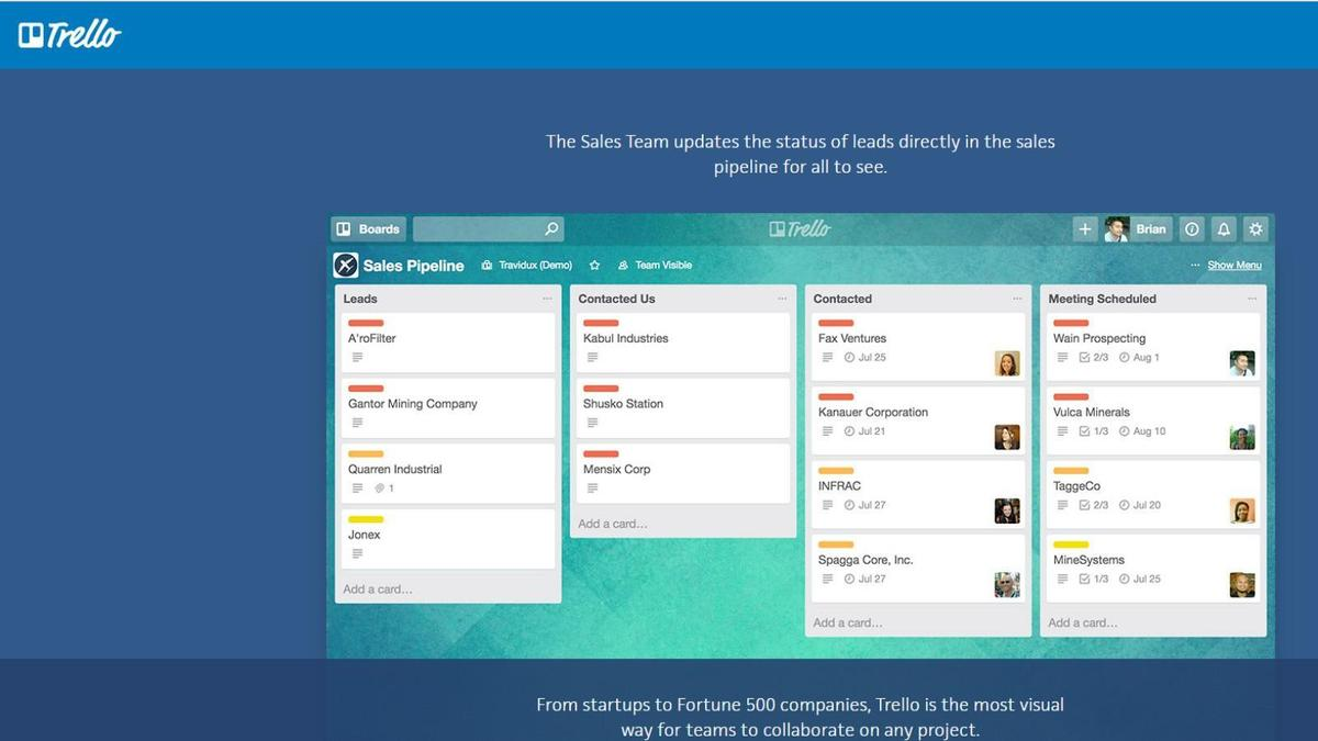 The Best Enterprise Collaboration Software From Slack to Trello