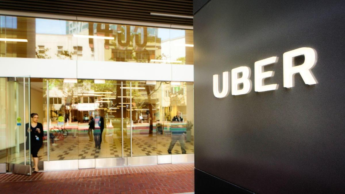 Uber - fined £350,000 in November 2018