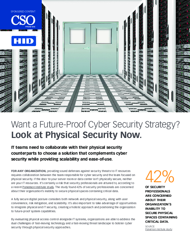 Want a Future-Proof Cyber Security Strategy? Look at
