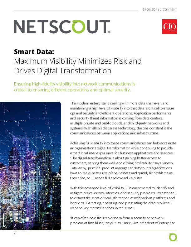 Netscout Systems Inc