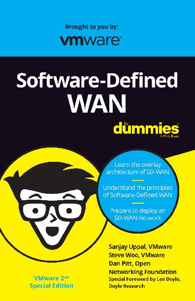SD-WAN for Dummies   Network World
