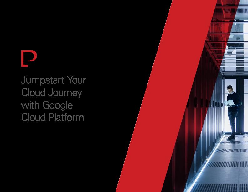 Jumpstart Your Cloud Journey with Google Cloud Platform