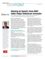 How BMC Helix Helps Videotron Innovate