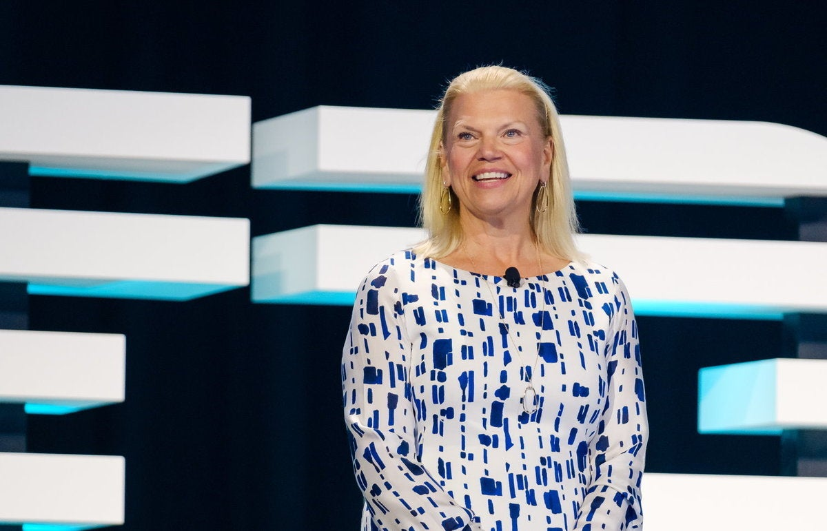 IBM's CEO Virginia Rometty to be replaced by its cloud, Red Hat chiefs
