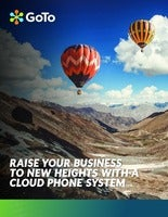 Raise Your Business to New Heights with a Cloud Phone System