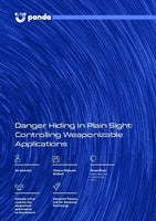 Danger Hiding In Plain Sight: Controlling Weaponizable Applications