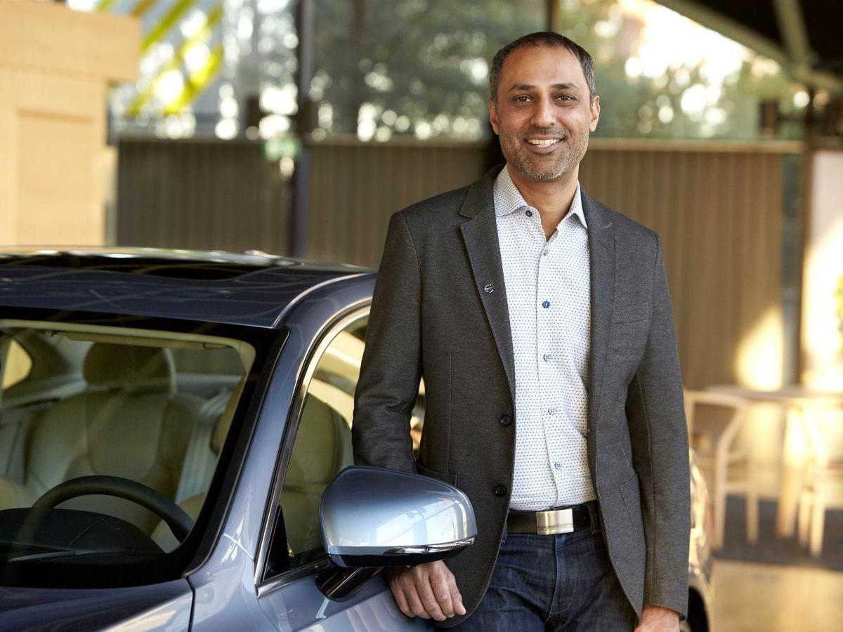 Volvo CIO Atif Rafiq