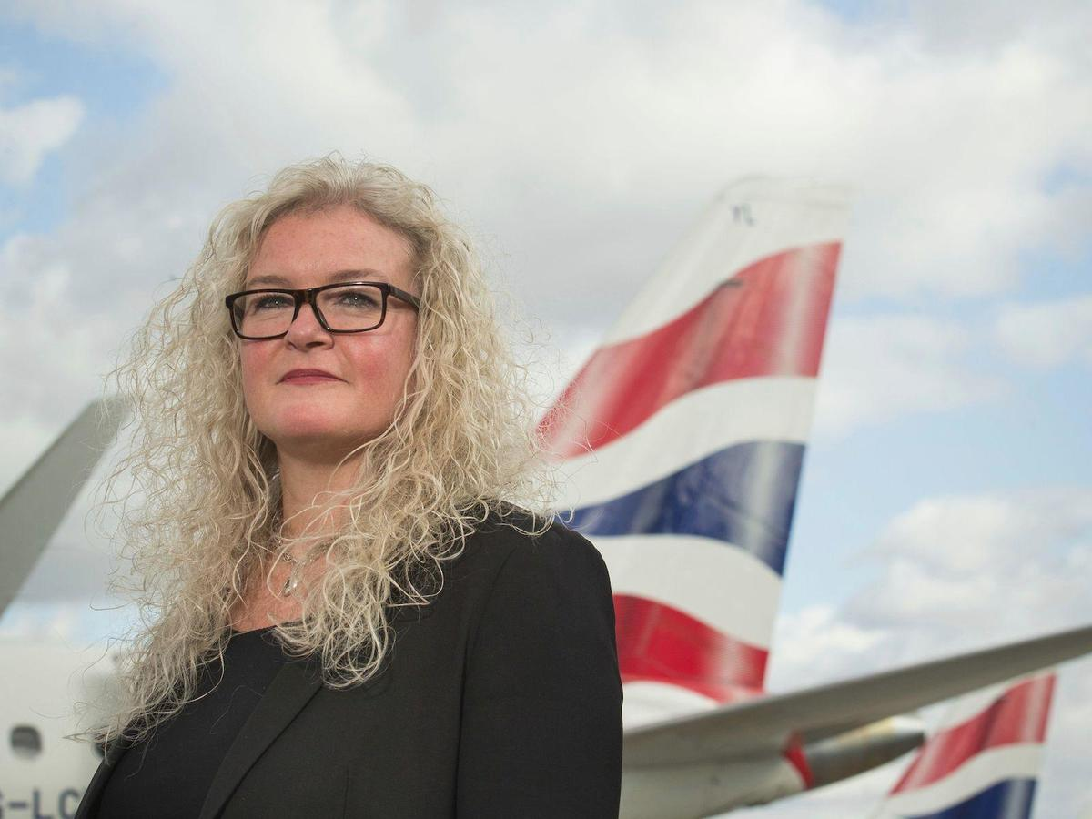 London City Airport COO Alison FitzGerald