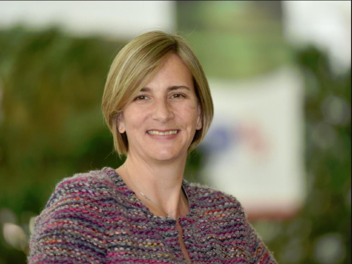 Ordnance Survey Chief Data Officer Caroline Bellamy