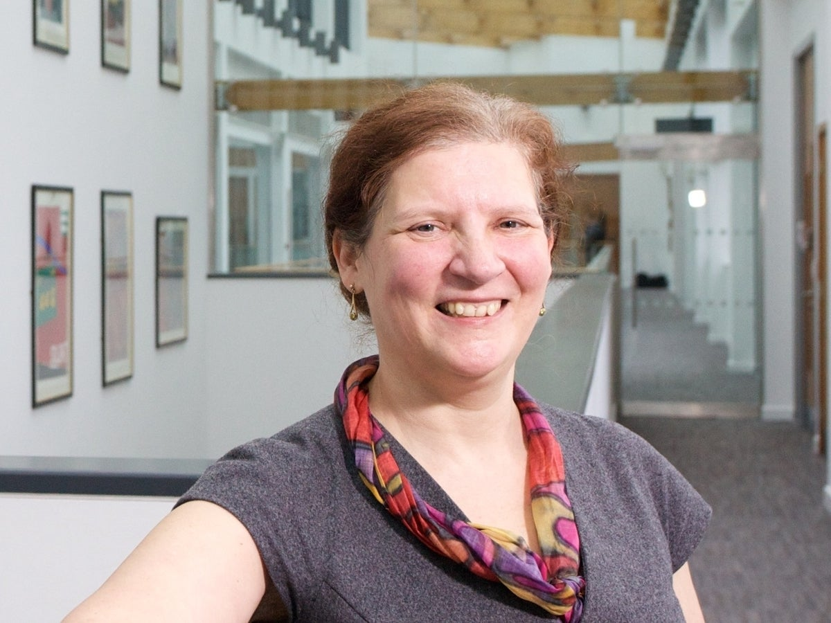 Group Director of Transformation at Trinity College London Carolyn Brown