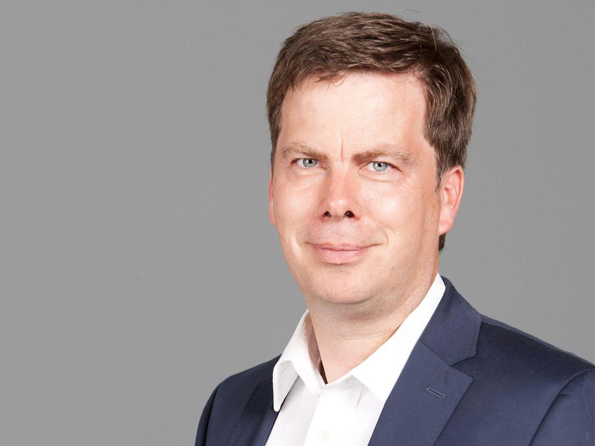 Lufthansa CDO Christian Langer