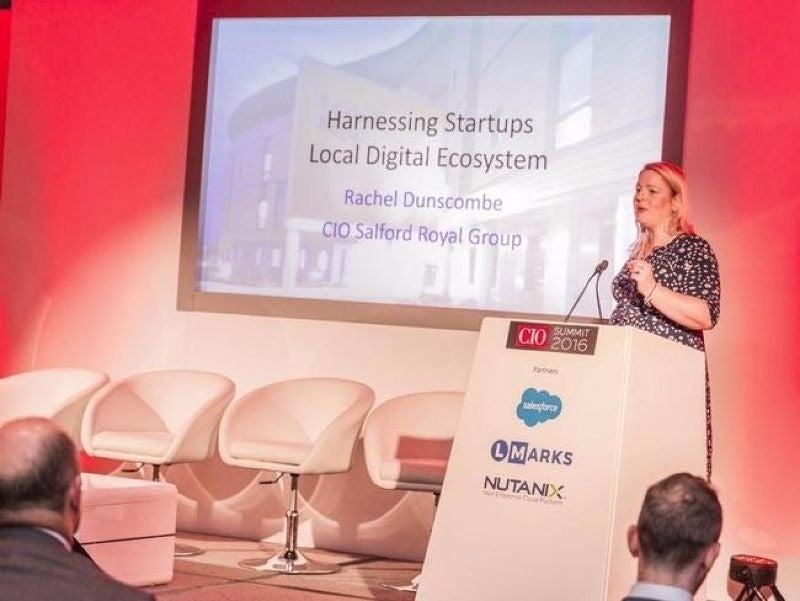 Rachel Dunscombe - Salford Royal NHS FT CIO to NHS Digital Academy CEO