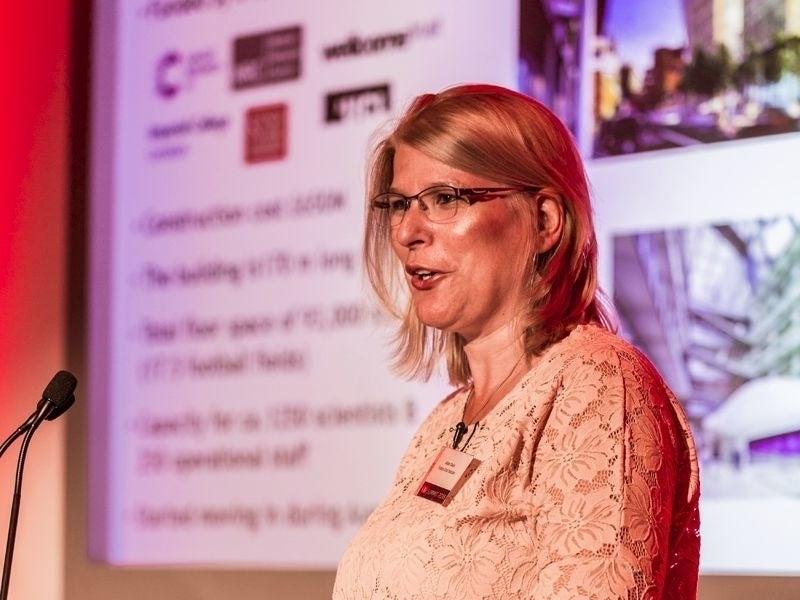 GE Healthcare Life Sciences VP-CIO Alison Davis