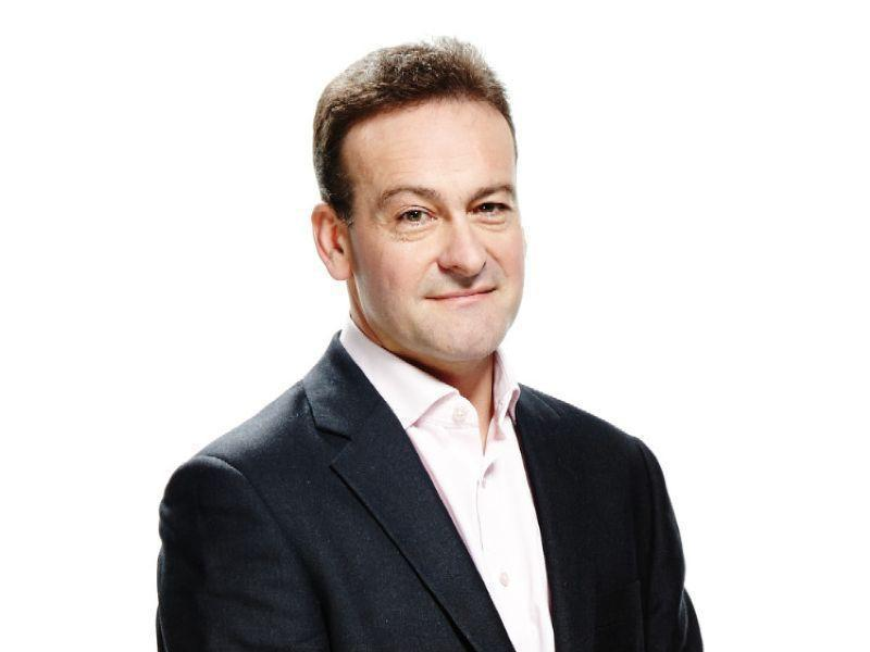 Global Radio CIO David Henderson